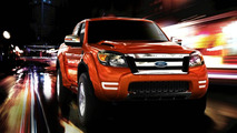 Ford Ranger Max Concept Pickup Truck Breaks Cover at 2008 Thailand International Motor Expo