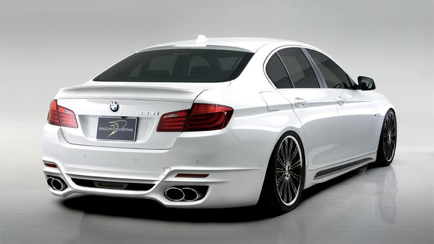 Mercedes CLS & BMW 5-Series by Wald International