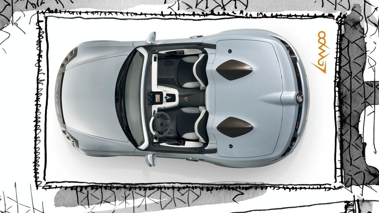 Protoscar LAMPO All-wheel-drive EV concept