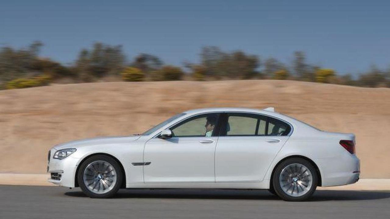 2013 BMW ActiveHybrid 7