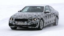 2013 BMW 4-series Coupe prototype spy photo