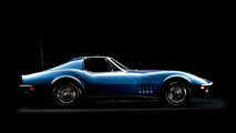 1968 Chevrolet Corvette Stingray 29.6.2012