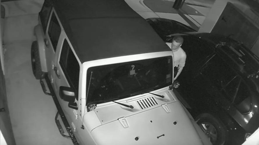 Car thief steals Jeep Wrangler via laptop