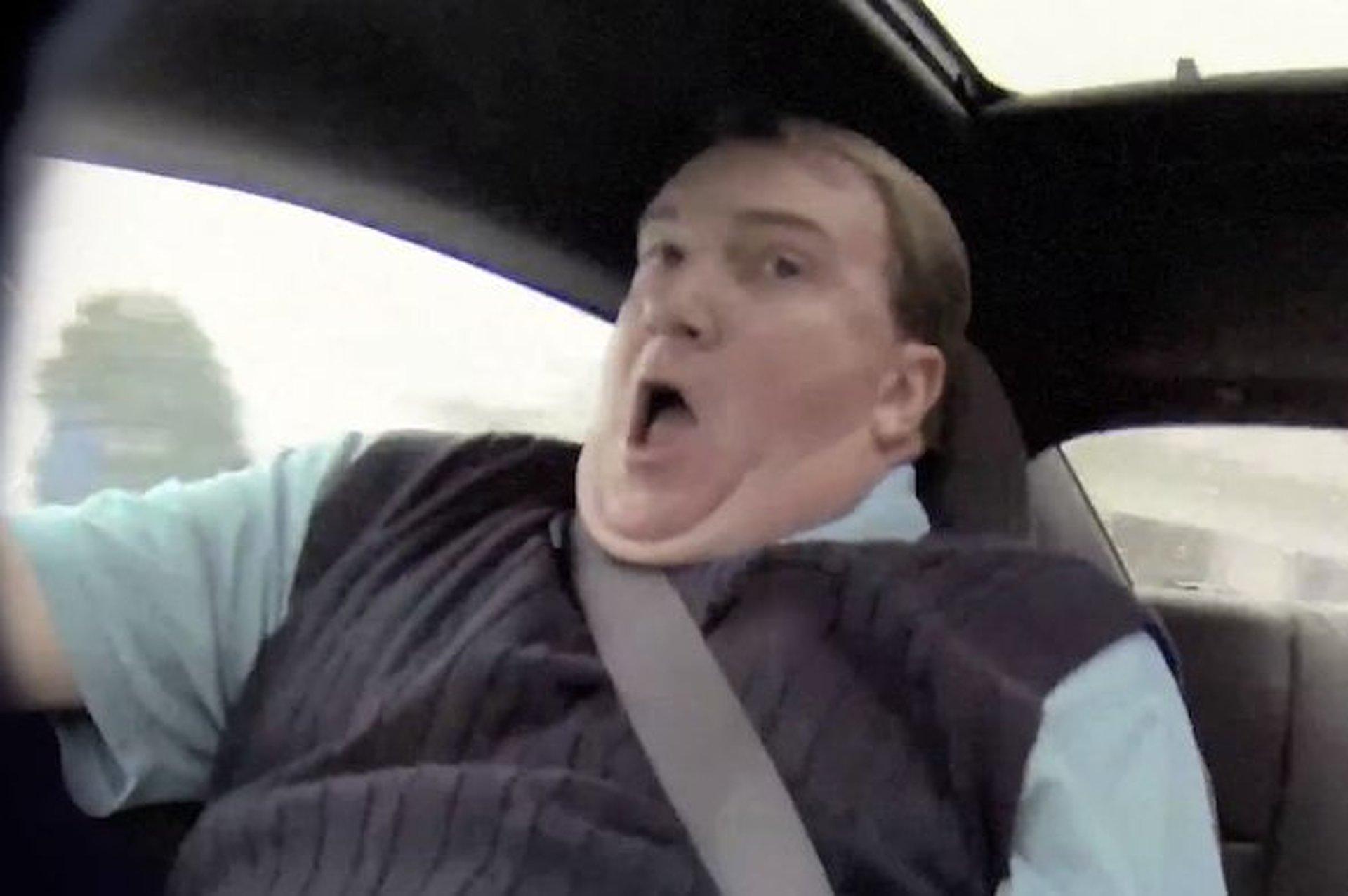 Video: Jeff Gordon (Sort Of) Takes Car Salesman for one Radical Test Drive