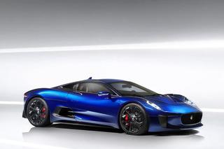 Jaguar C-X75 Supercar to Live on as Bond Villain in 'Spectre'