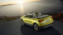 VW T-Cross Breeze concept