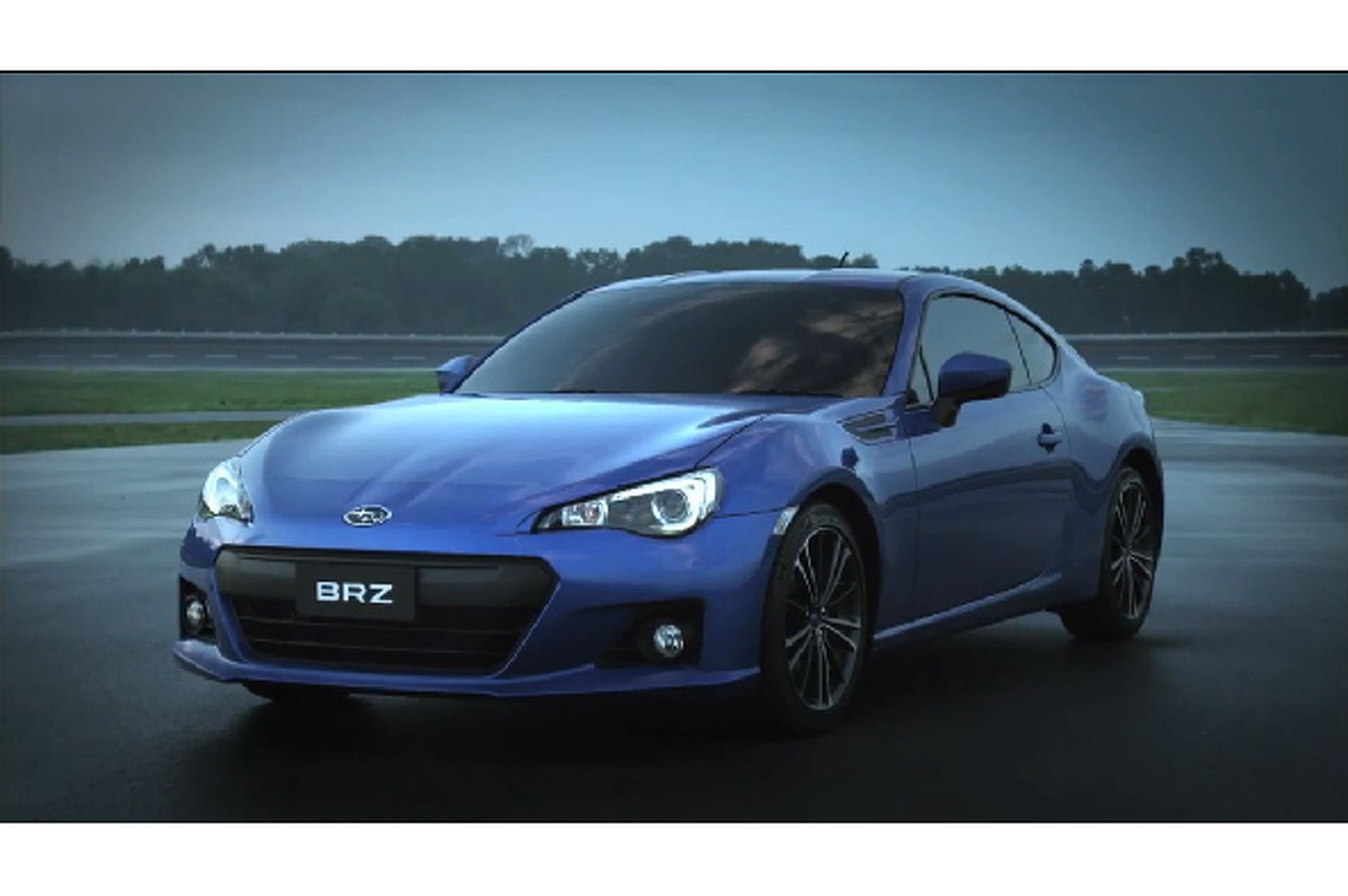 Video: Behind the Curtain-the Development of the Subaru BRZ