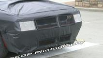Dodge Challenger Spy Photos