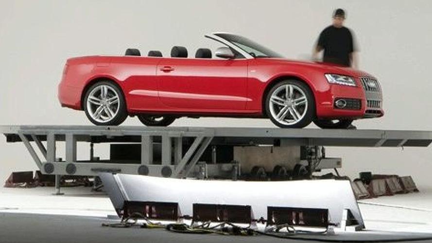 Audi S5 Cabriolet Arrives Next Year