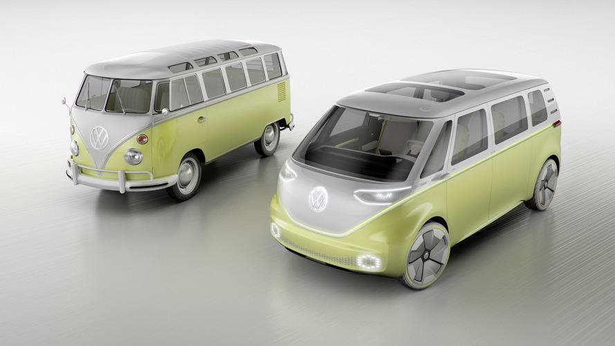 VW I.D. Buzz é versão moderna, elétrica e conectada da Kombi