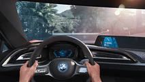 BMW i Vision Future Interaction concept