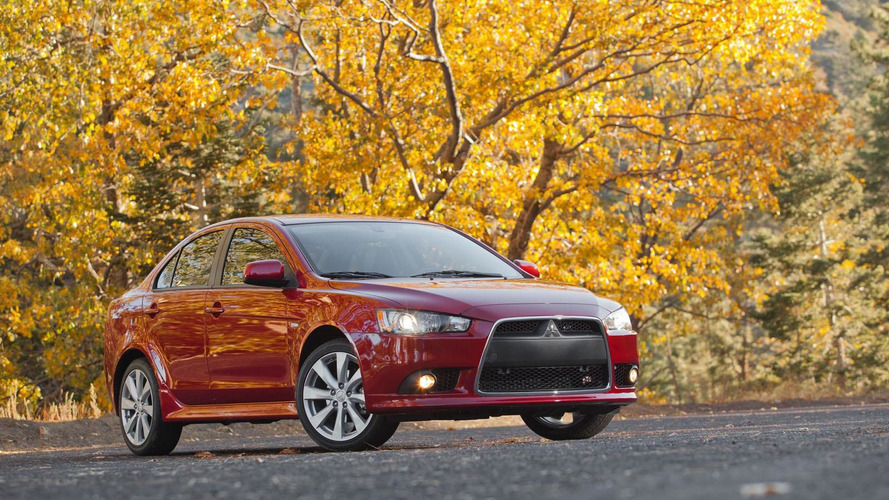 Mitsubishi begins work on the next-generation Lancer