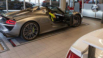 Porsche 918 Spyder owned by Edo Karabegovic
