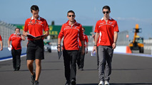Rossi on standby as fast F1 pauses for Bianchi
