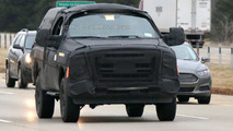 2016 Ford Super Duty spy photo