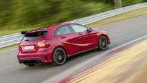 2016 Mercedes-Benz A-Class facelift officially unveiled; A45 AMG upgraded to 381 PS