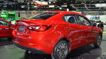 Mazda2 Sedan at 2014 Thailand International Motor Expo
