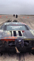 Hennessey Ford GT establishes Texas Mile record by hitting 267.6 mph (430.66 km/h)