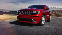 2014 Jeep Grand Cherokee SRT8