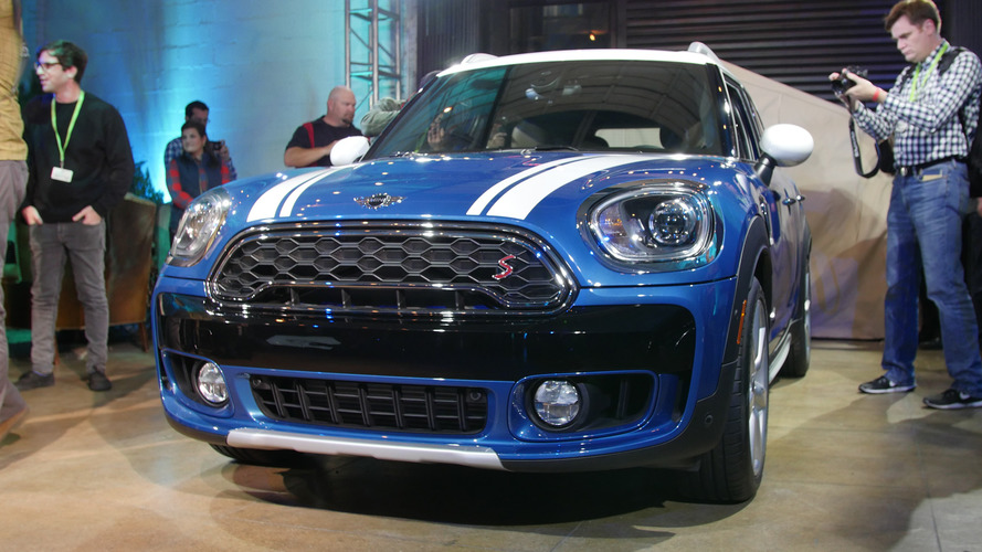 2017 Mini Countryman is anything but mini in L.A.
