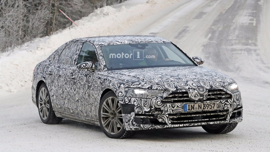 Save the date: New Audi A8 to be revealed on July 11 in Barcelona