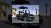 2017 Chevy Camaro Golf Cart