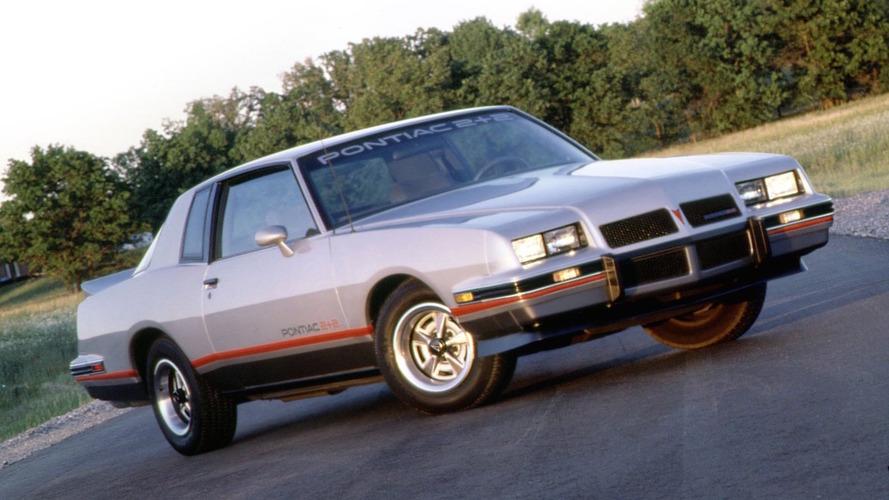 1986 Pontiac Grand Prix 2+2