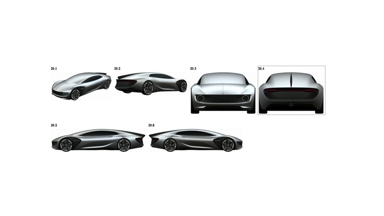 Autonomous EV concept