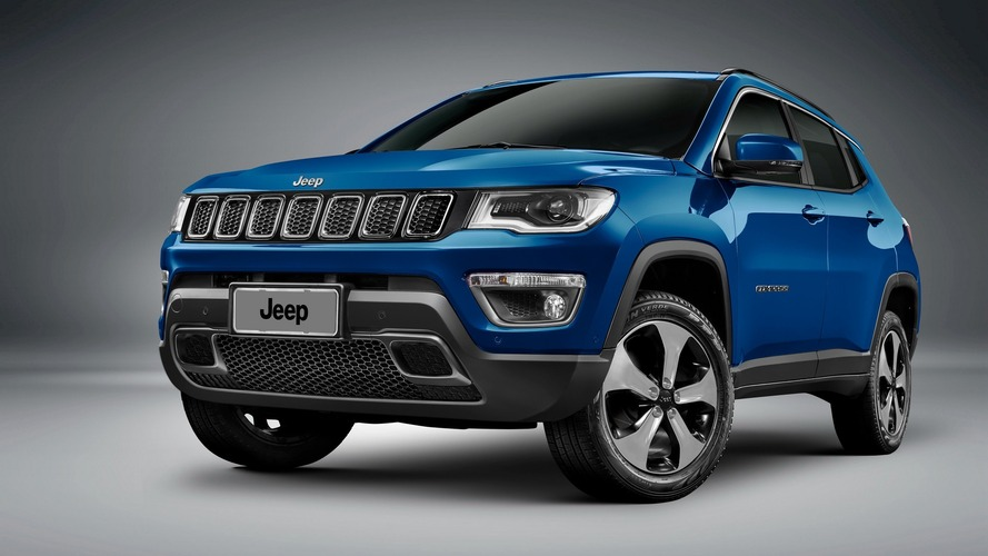 2017 Jeep Compass officially revealed [UPDATE: 57 photos added]