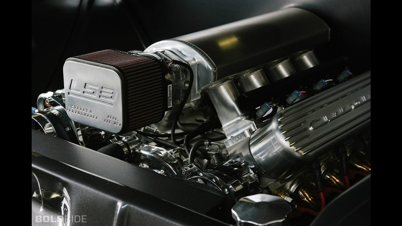 Chevrolet 3100 Resto Mod Pickup