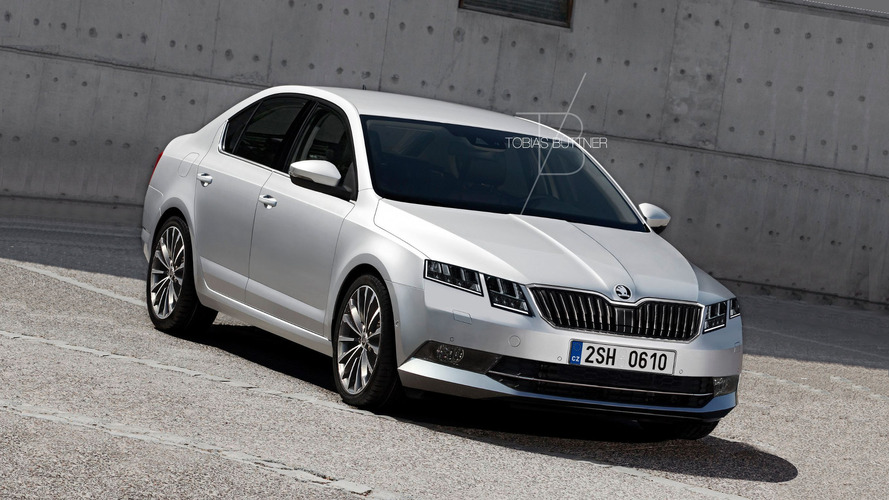 Skoda Octavia facelift rumor roundup, including vRS 245
