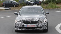 2017 BMW 5 Series Touring spy photos