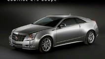 GM Reveals Cadillac CTS Coupe in Viability Plan