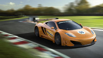 McLaren MP4-12C GT3 racer specs and price announced - less HP than production model [video]