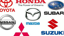 Japanese brands in US fear a Big 3 failure