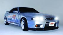 Nissan Skyline R33 - Swinton Insurance giveaway