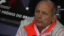 No F1 return for Ron Dennis