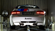 Akrapovic promo pits BMW M3 against BMW S 1000 RR Superbike [video]