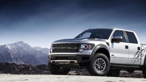 2011 Ford F-150 SVT Raptor upgraded
