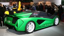 Italdesign-Giugiaro hybrid concept