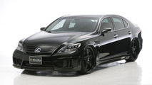 Wald Black Bison Series for 2010 Lexus LS facelfit, 1500 - 18.02.2011