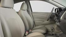 2012 Nissan Versa sedan - 20.4.2011