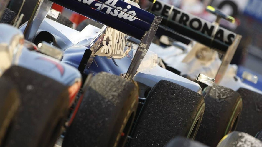 Drivers go missing on Bahrain grid