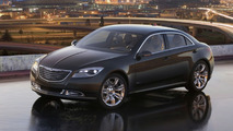 Chrysler 200C EV concept - NAIAS 2009