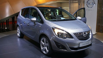 Opel / Vauxhall Meriva's Doors Flex in Geneva