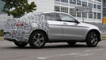Mercedes GLC Coupe spy photo