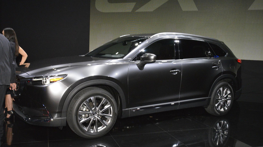 Mazda CX-9 could come to Europe, needs diesel