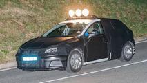 2016 SEAT Leon spy photo