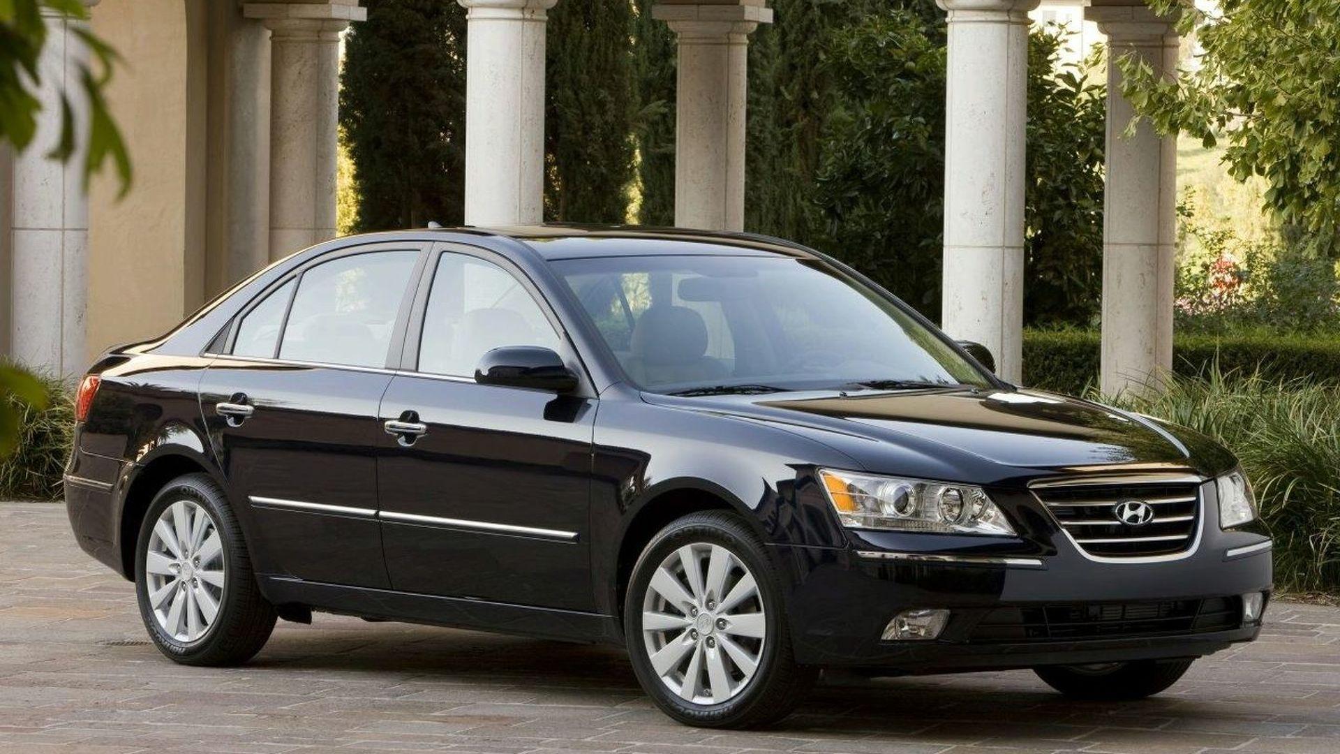 2009 Hyundai Sonata Pricing (US)