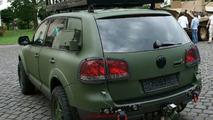 VW Touareg Military Edition?